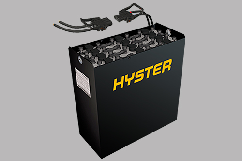 Hyster trakcijske baterije dostupne za Hyster viličare