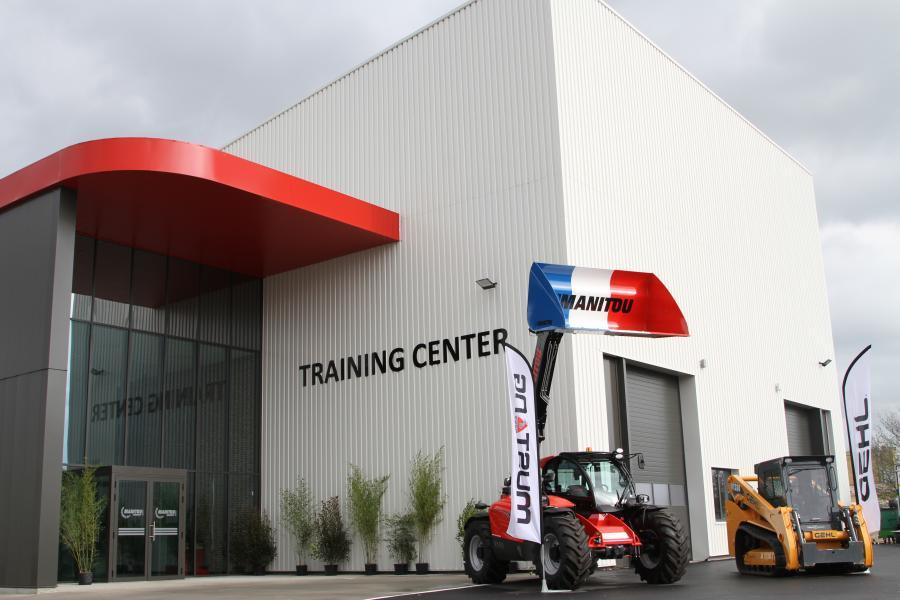Manitou grupa otvorila novi trening centar za servisere